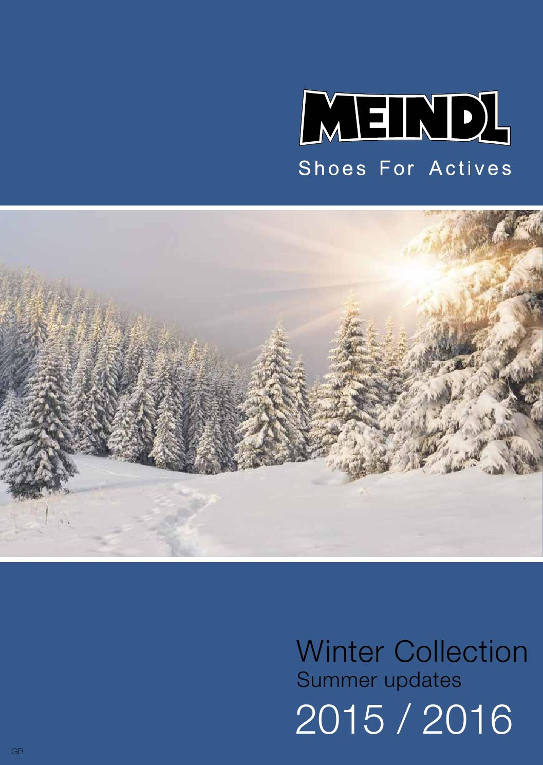 many styles online for sale best cheap MEINDL Catalogo Winter 2015.16 by MountainBlogIT - issuu