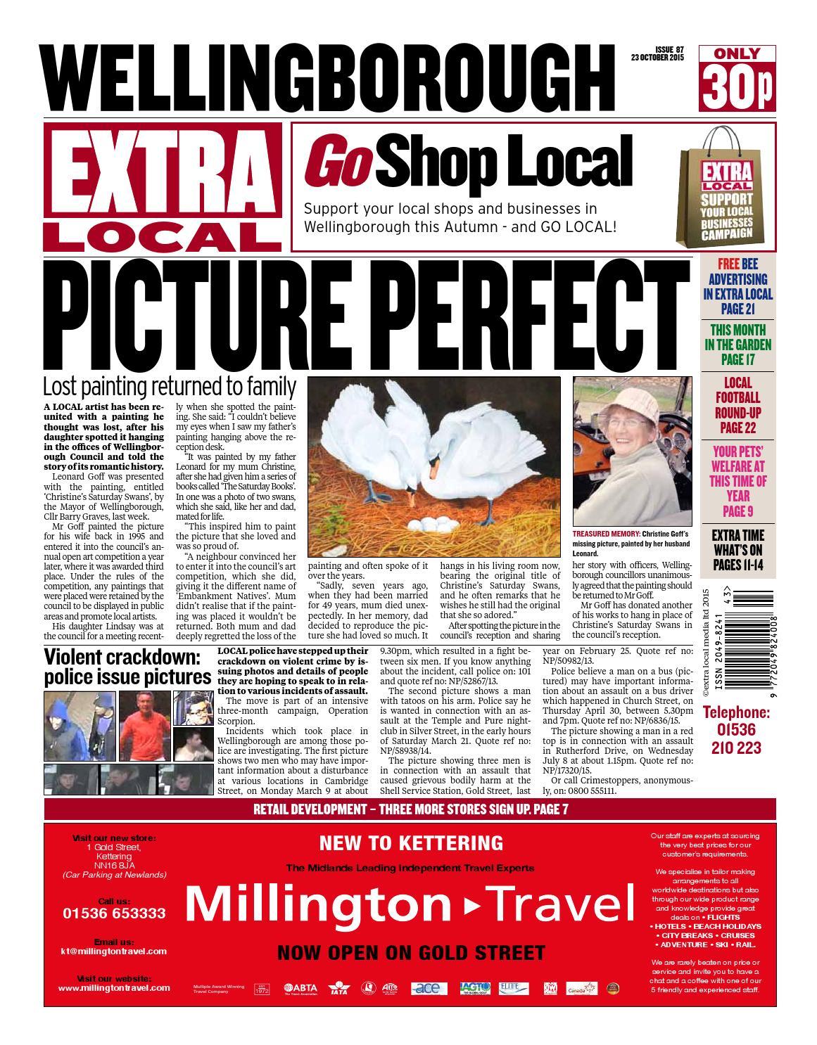 b7ff66e9e Wellingborough 23 10 15 by Extra Newspapers - issuu