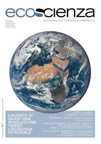 Rivista di Arpa Agenzia regionale prevenzione e ambiente  dell Emilia-Romagna N° 4 Ottobre 2015 f9fb8da60a0