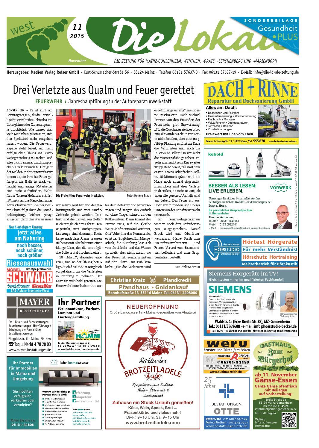 Die Lokale West November 2015 by David Weiß - issuu