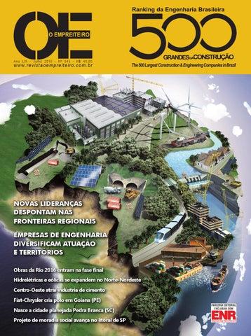 27ab48457 Revista O Empreiteiro - Julho 2015 - Edição 543 by O Empreiteiro - issuu
