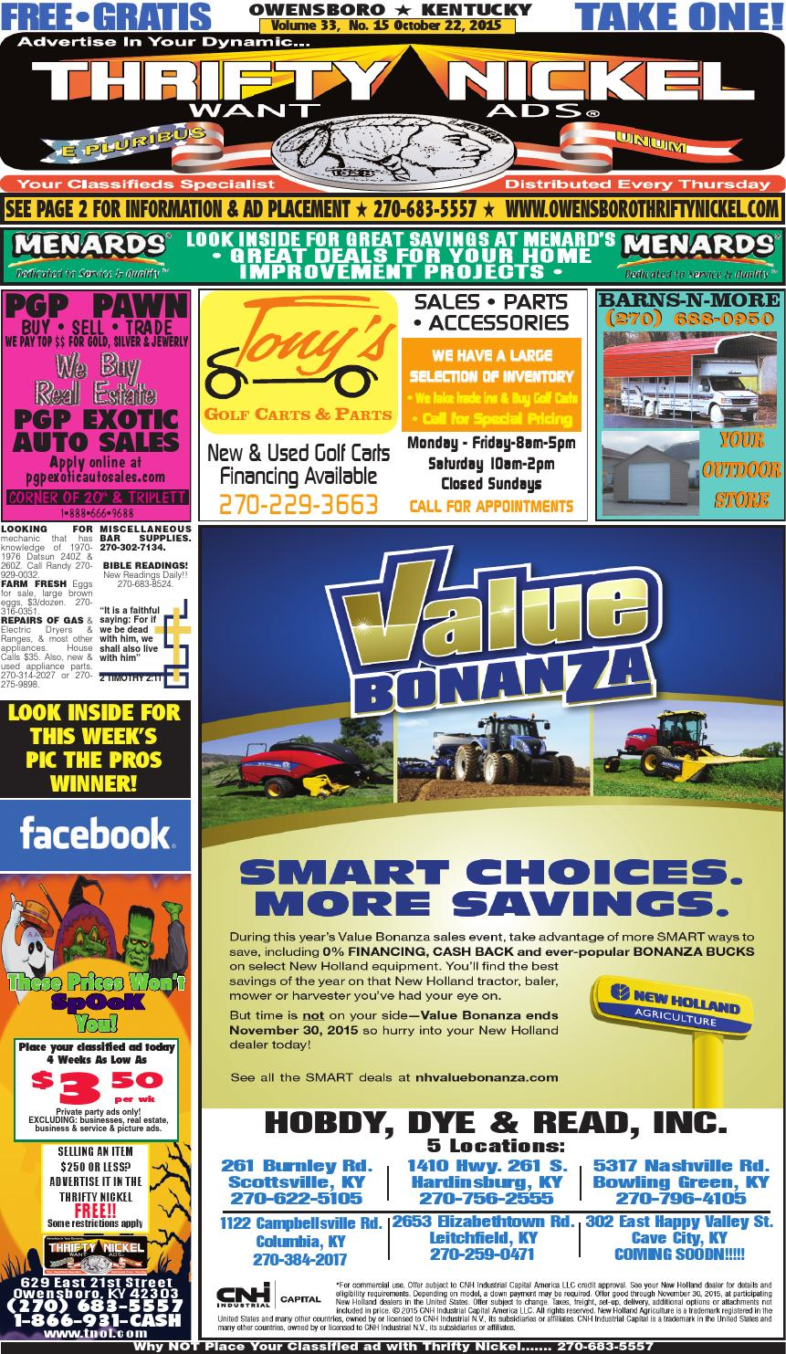 10 22 15 by CarCents American Classifieds - issuu