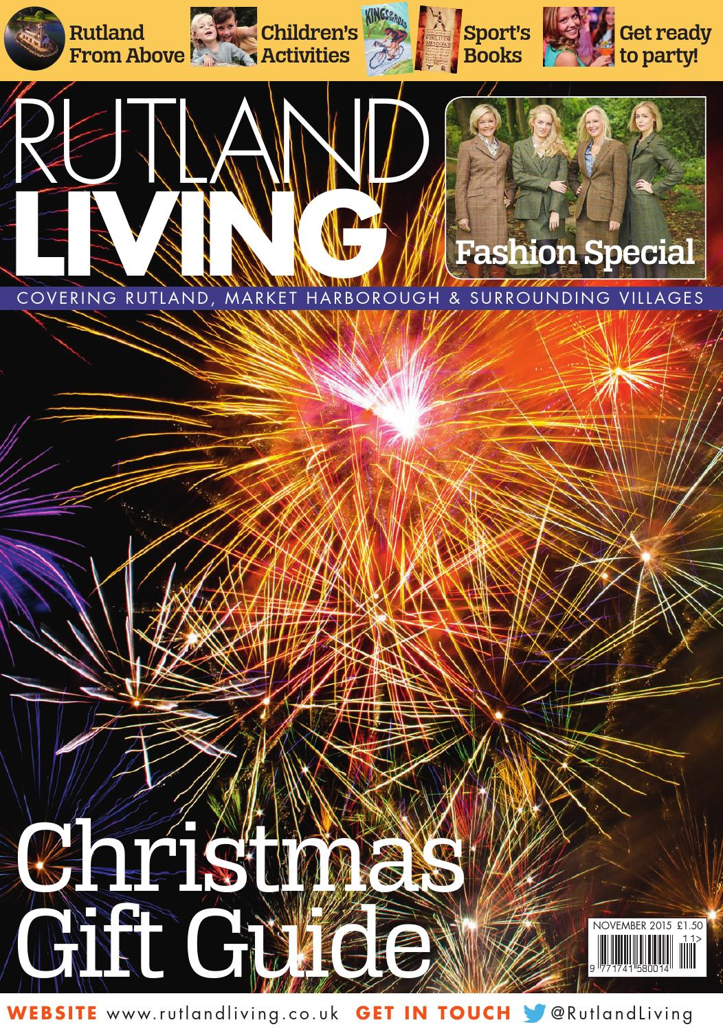 d6777eee79 Rutland Living November 2015 by Best Local Living - issuu