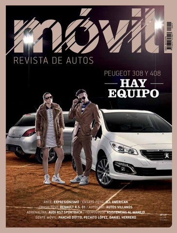 77c9b21b0 Móvil - Revista de Autos  19 by Revista Móvil - issuu