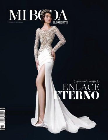 Mi boda No.5 by Estilo de Vida El Horizonte - issuu 6b1f50fd8eaf