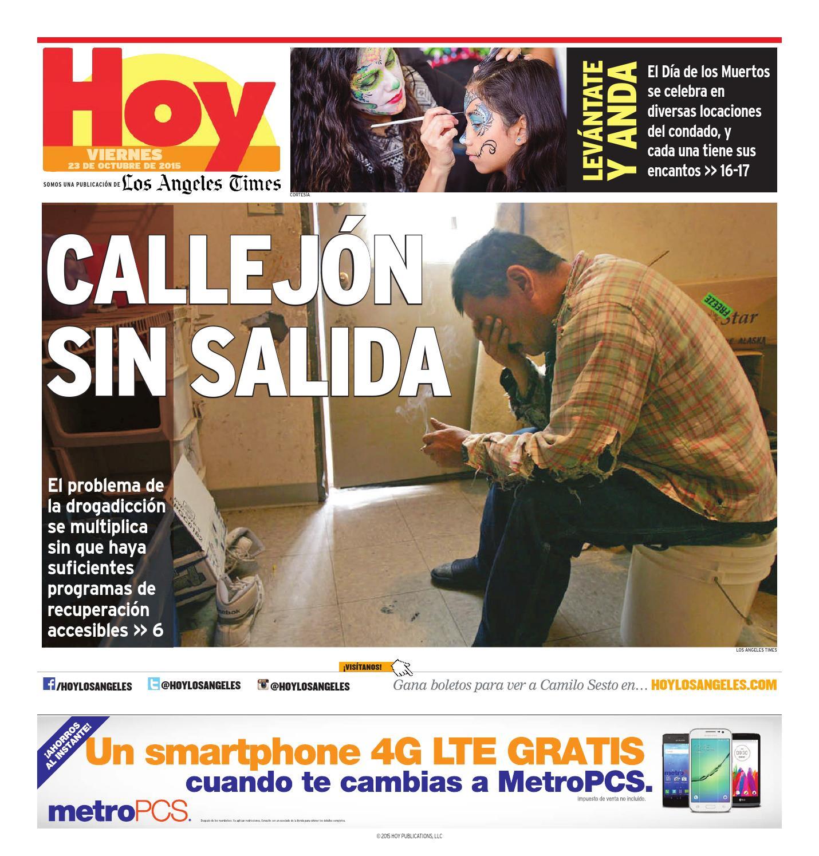 Hoy viernes 102315 web by Hoy Los Ángeles - issuu