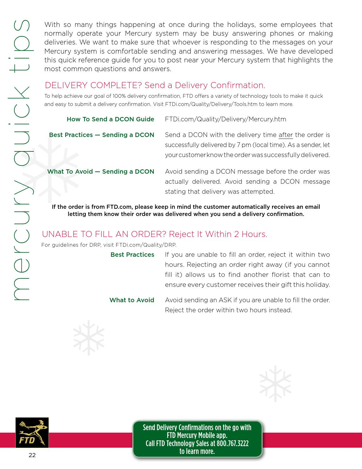 2015: FTD Christmas Planning Guide by FTDi - issuu