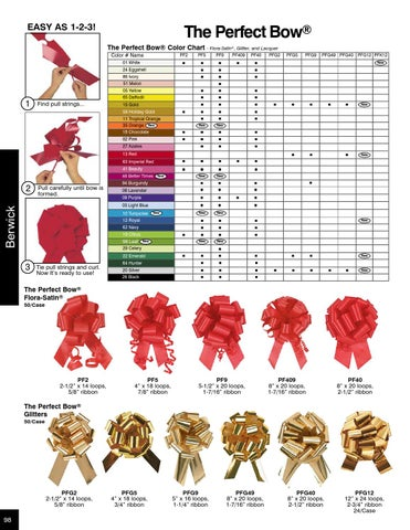 2014 2015 Berwick Offray Wholesale Catalog By Css Industries Inc