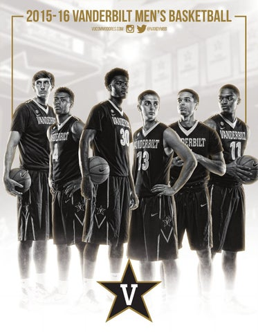 485919895912 2015-16 Vanderbilt Men s Basketball Fact Book by Vanderbilt ...