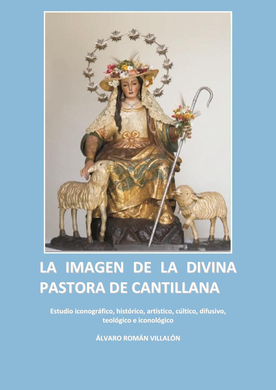 La imagen de la Divina Pastora de Cantillana (Álvaro Román Villalón ...
