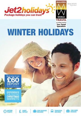 jet2 holidays brochure