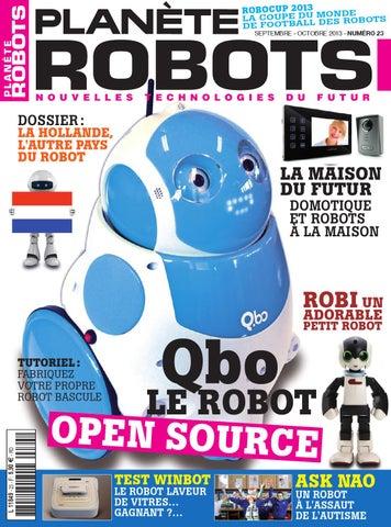 Issuu Robots 23 By Numéro Planète YIf76vbgy
