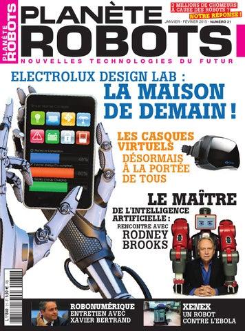 Plante Robots Numro 31 By