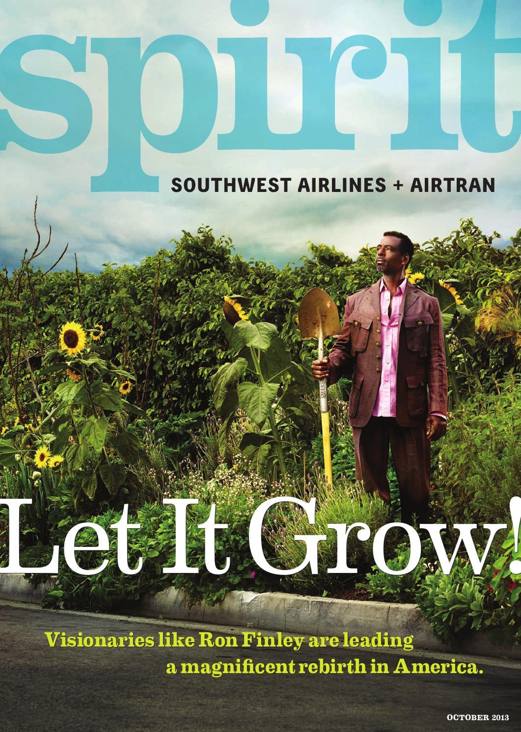 October 2013 by Southwest: The Magazine - issuu