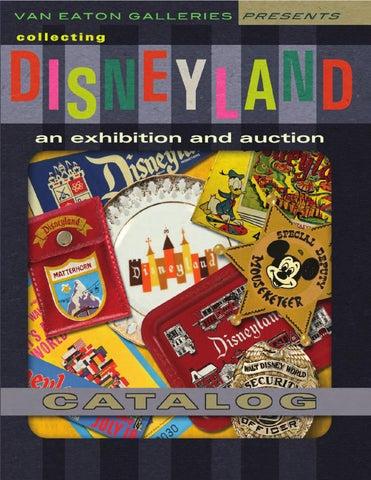 875056a60 Collecting Disneyland by Van Eaton Galleries - issuu