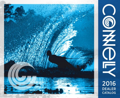 Connelly Skis Brochure 2016 by Watersports World UK - issuu