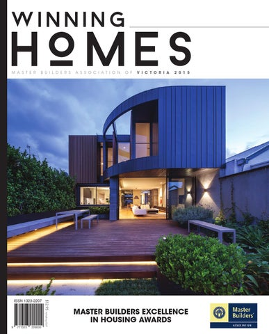 2015 master builders victoria winning homes magazine by arkmedia page 1 malvernweather Choice Image