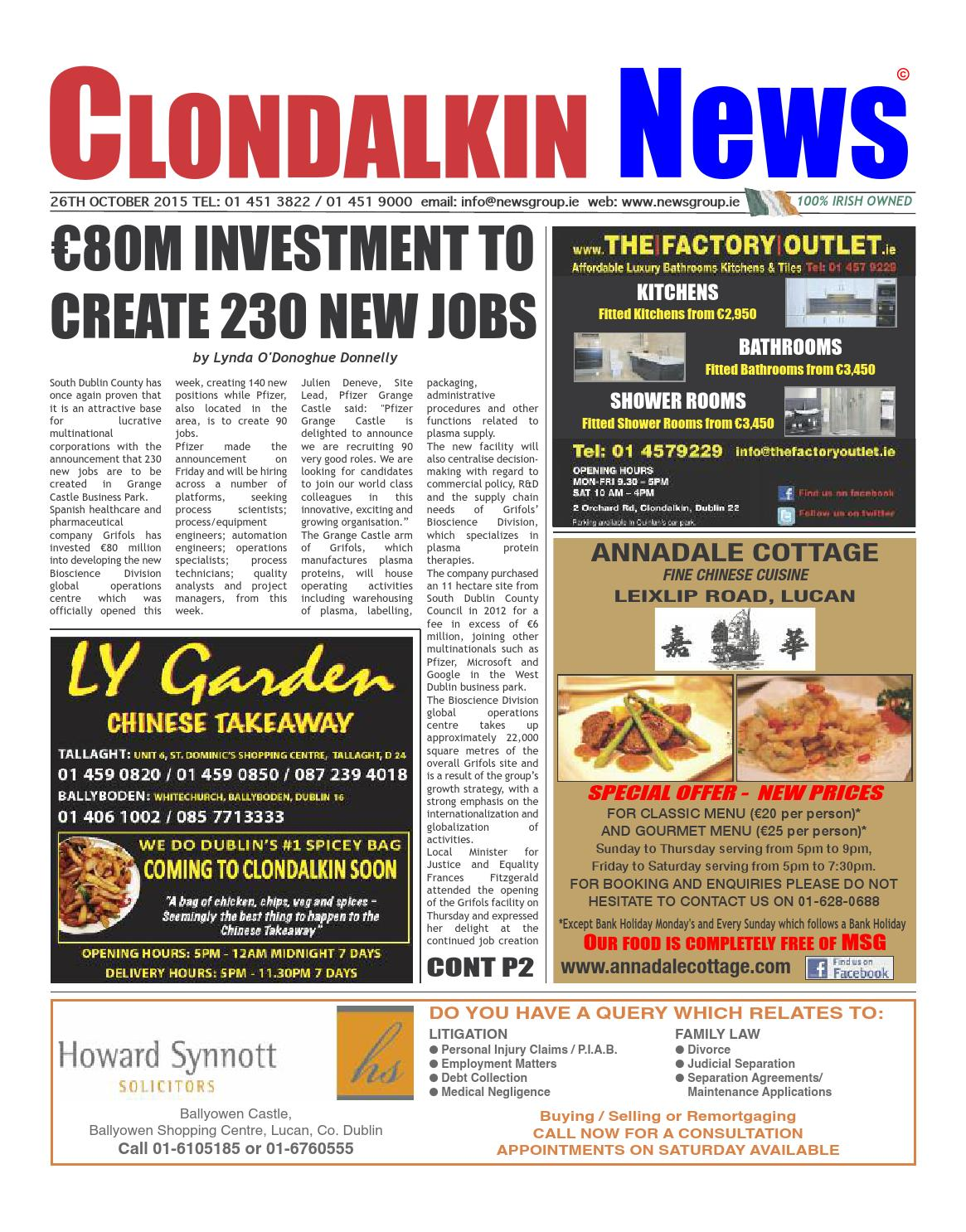 Compare Gumtree Free Classified Ads for clondalkin Find Jobs and more. This site uses cookies to provide you with a great user experience. By using this site, you agree to our use of cookies.