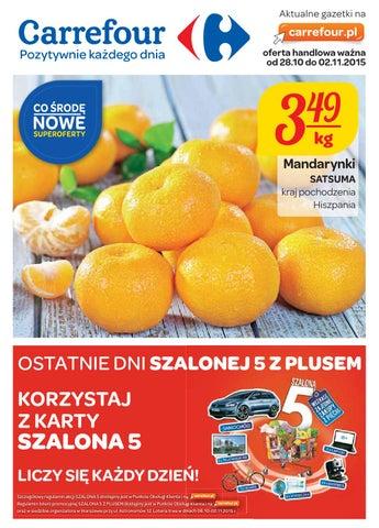 d84ff7af Carrefour gazetka od 28.10 do 02.11.2015 by iUlotka.pl - issuu