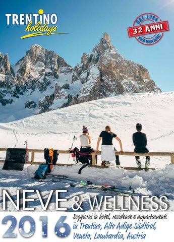 Trentino holidays catalogo neve 2016 by enrico luchi - issuu