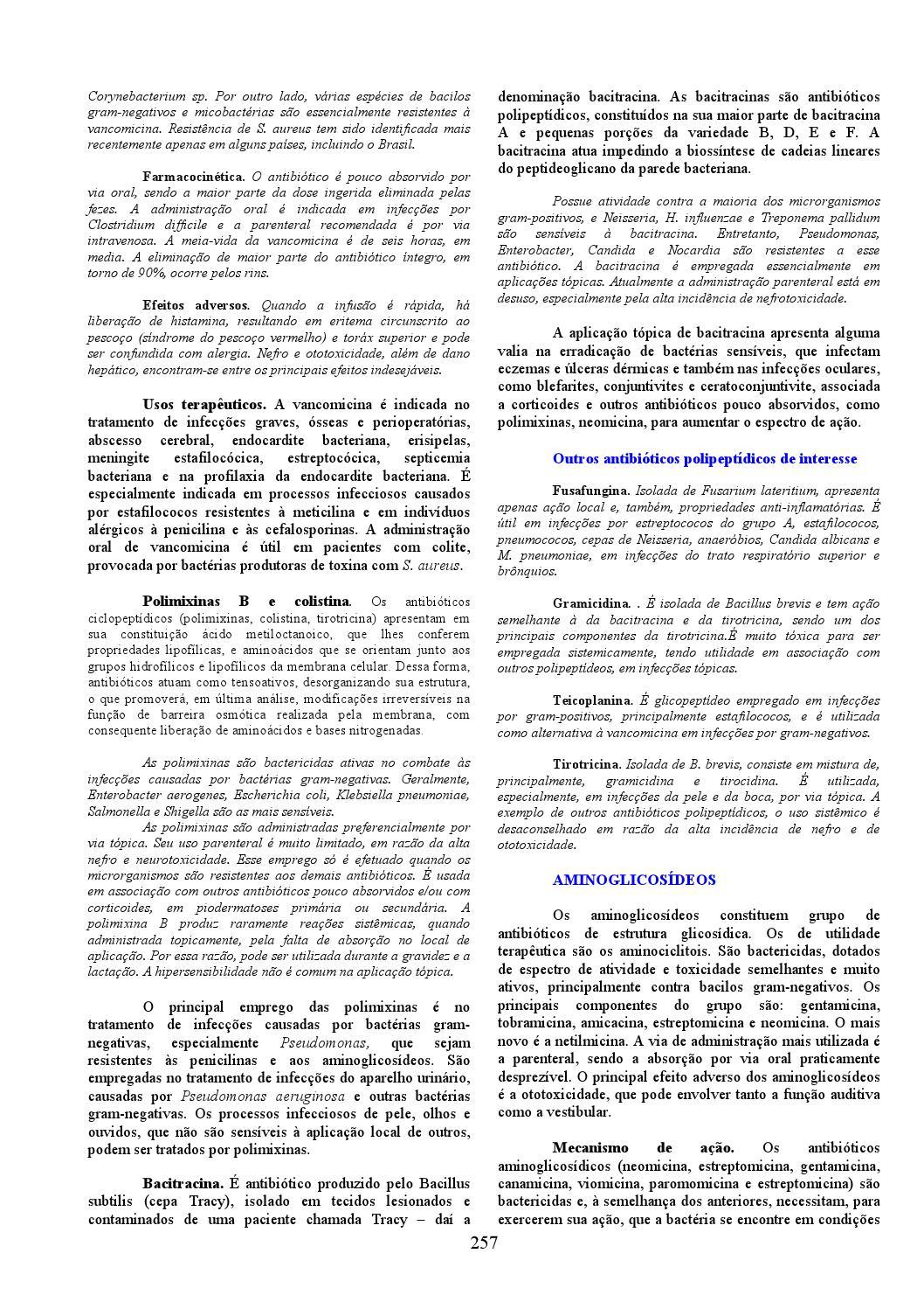 Farmacologia Integrada 4ª Ed Especial Roberto Delucia By