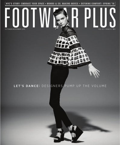 Footwear Plus   October November 2015 by 9Threads - issuu 1fb962071b