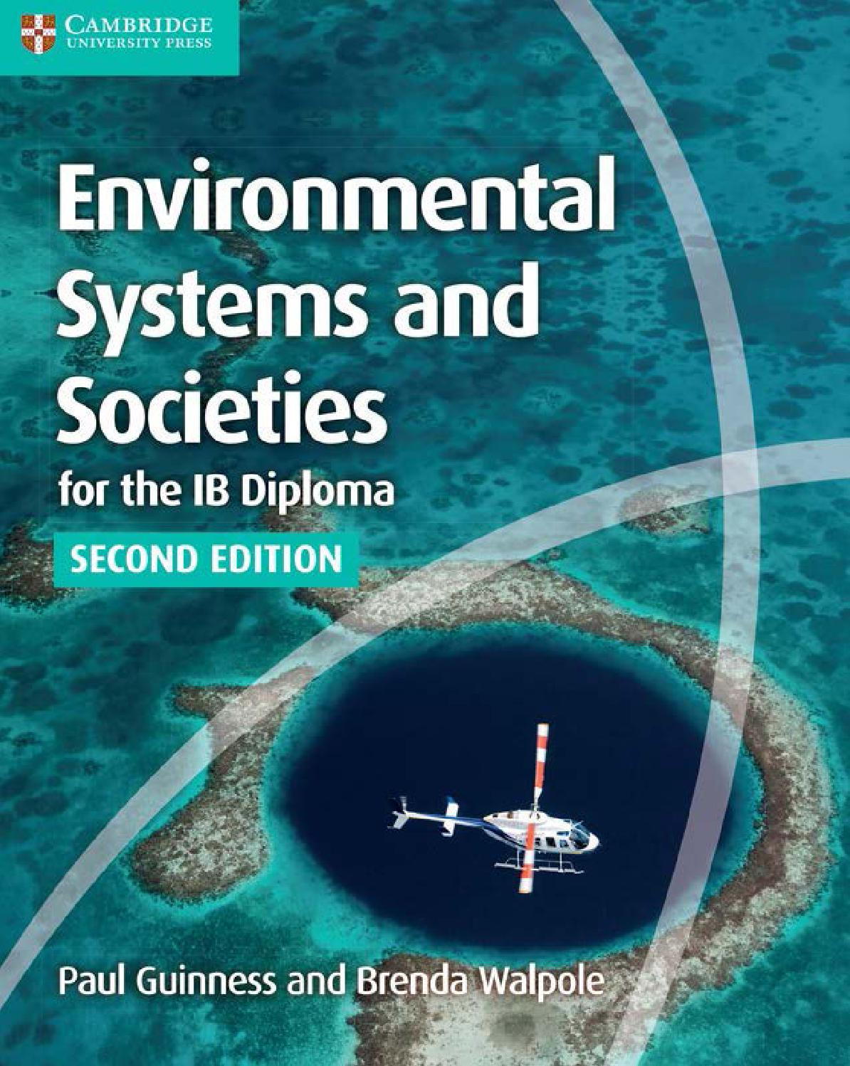 environmental systems and societies extended essay topics 2018-9-25  internal assessment is an integral part of the course and is compulsory for all students it enables students to demonstrate the application of their skills and knowledge, and to pursue their personal interests, without the time limitations and other.