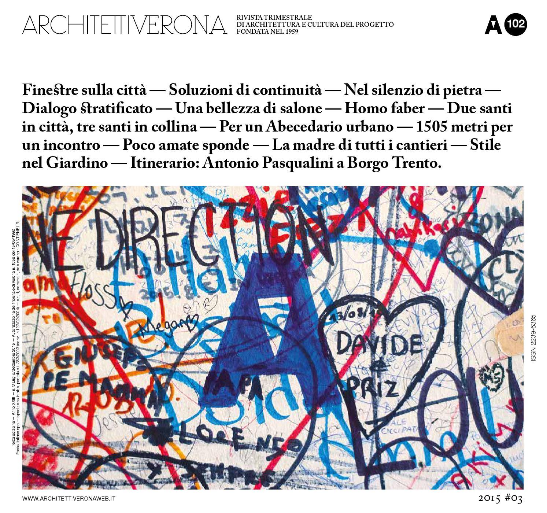 Architettiverona 102 Issuu By Architettiverona 102 deWxBCro