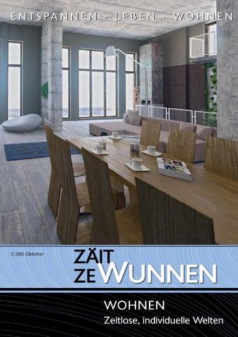 Zäit Ze Wunnen 2015 III By Editions CKK   Issuu