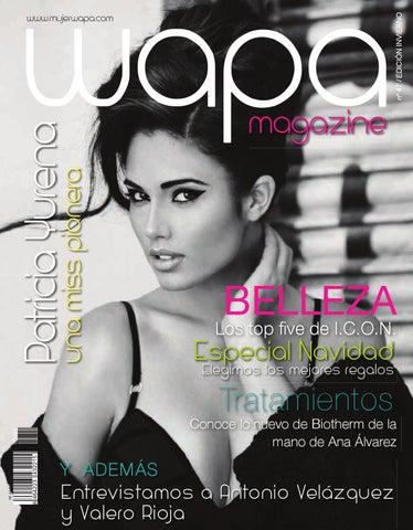 dc997d1eef Wapa Magazine nº 47 INVIERNO by Wapa Magazine - issuu