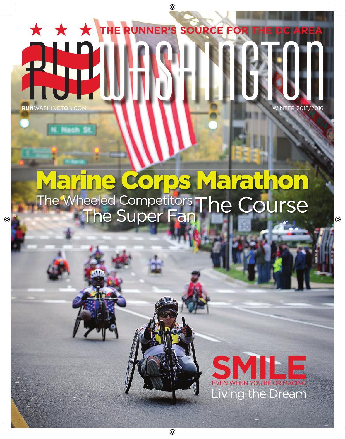 RunWashington Winter 2015 by RunWashington Magazine - Issuu