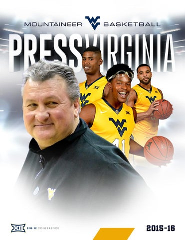 0f932941d 2015-16 WVU Men s Basketball Guide by Joe Swan - issuu