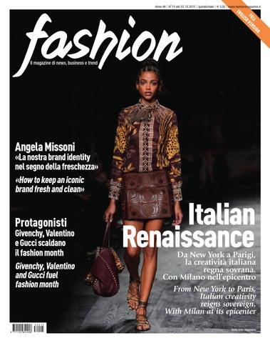 Fashion 15 2015 by Fashionmagazine - issuu b33866067fb