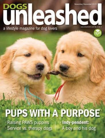 Dogs Unleashed - Nov-Dec 2015