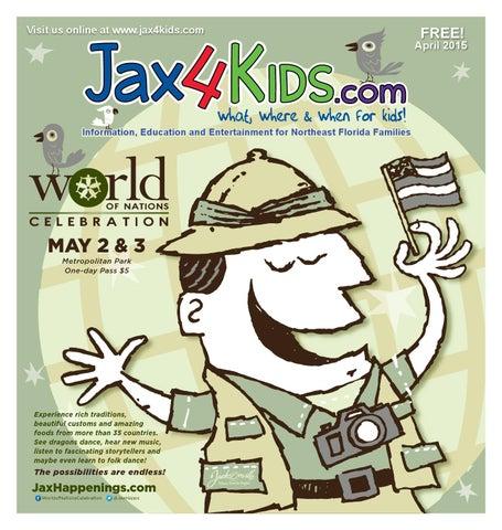 Visit Us Online At Jax4kids