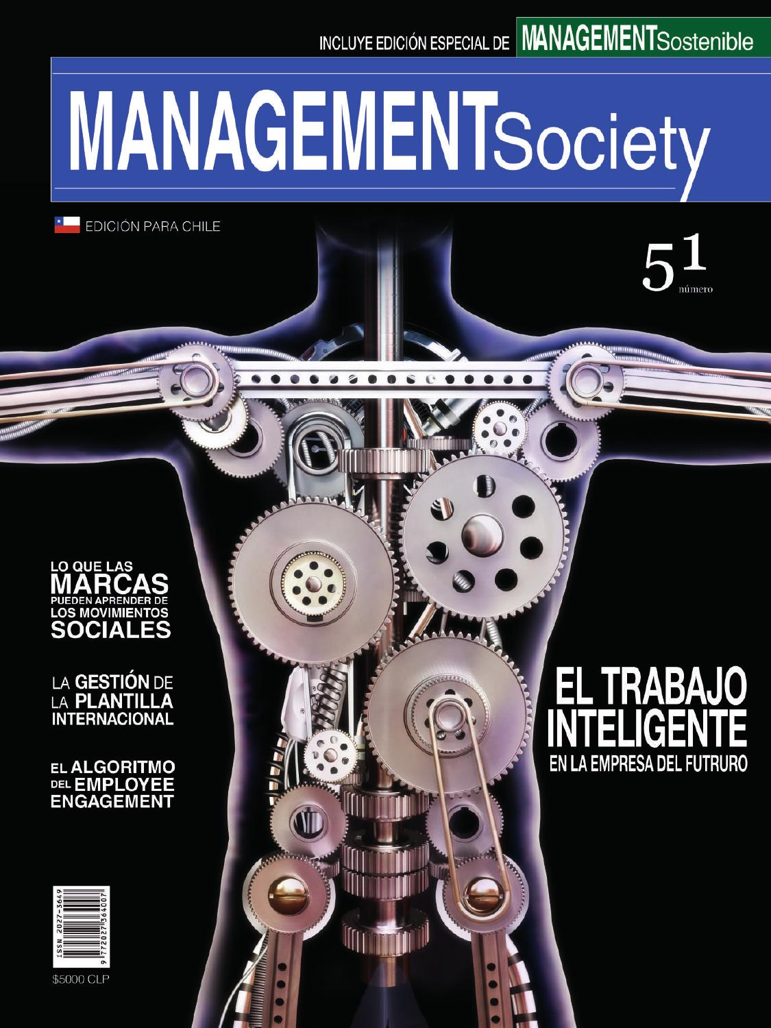 Management society+ Management Sostenible 51 chile by Sofia Helmke ...