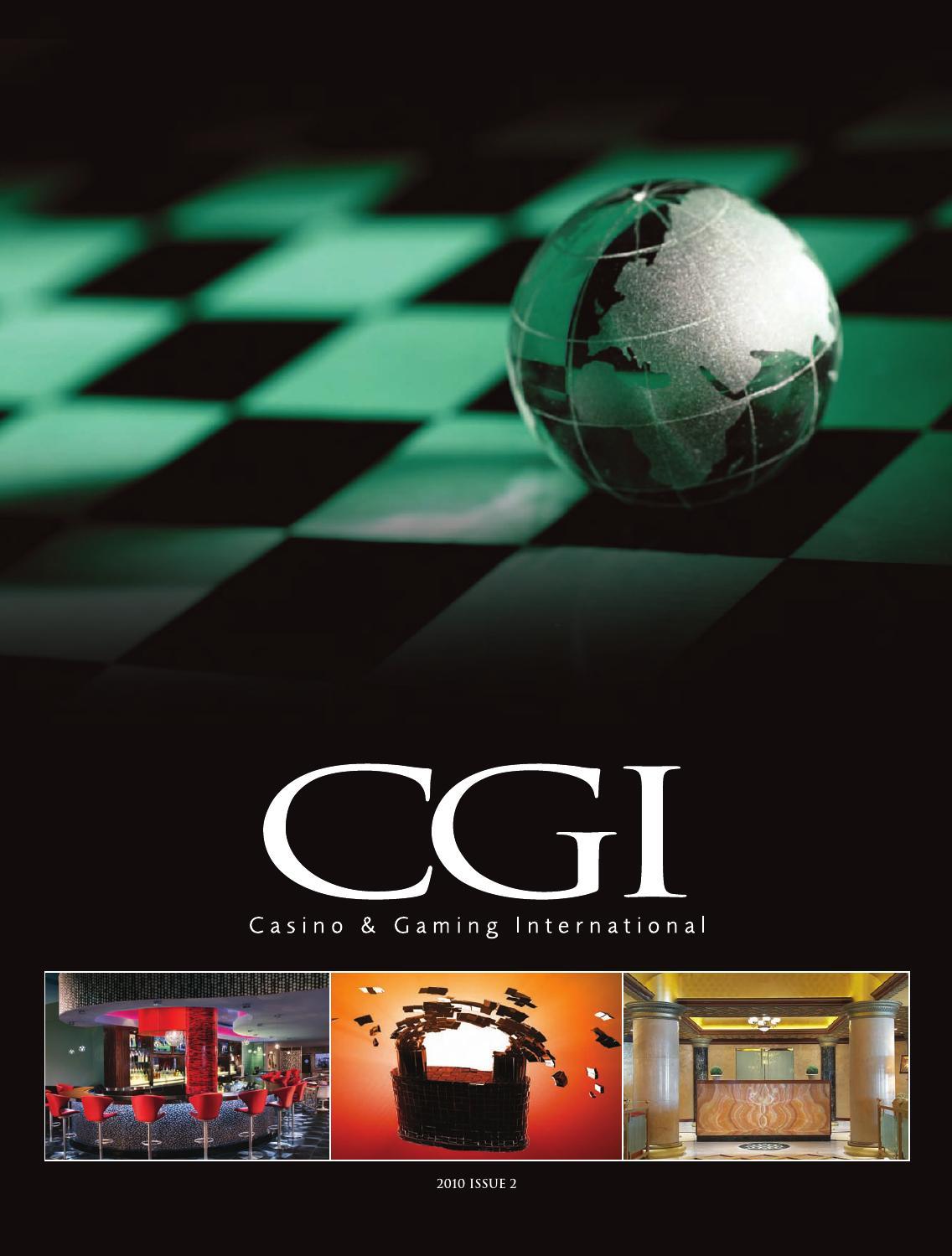 Casino And Gaming International Jamie Kean