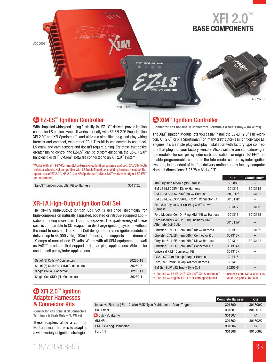 2016 FAST Master Catalog by COMP Performance Group™ - issuu Fast X Fi Wiring Harness on battery harness, radio harness, suspension harness, oxygen sensor extension harness, fall protection harness, pet harness, maxi-seal harness, nakamichi harness, dog harness, safety harness, cable harness, alpine stereo harness, electrical harness, engine harness, amp bypass harness, pony harness, obd0 to obd1 conversion harness,