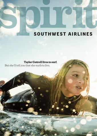 30589ec598 February 2013 by Southwest  The Magazine - issuu