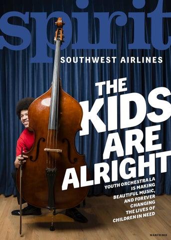 8b7b12d9c2 March 2013 by Southwest  The Magazine - issuu