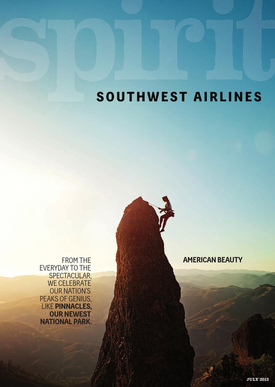 July 2013 by Southwest: The Magazine - issuu