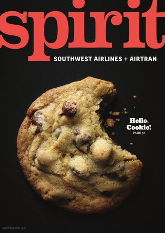 547863d47e512 September 2013 by Southwest: The Magazine - issuu