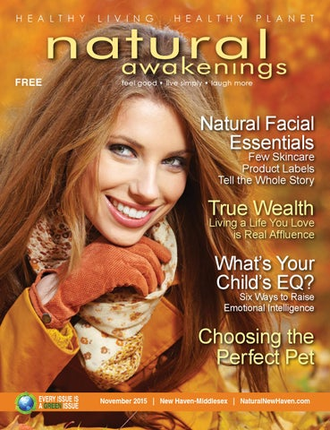Natural Awakenings New Haven U0026 Middlesex CT NOV 2015 By Natural .