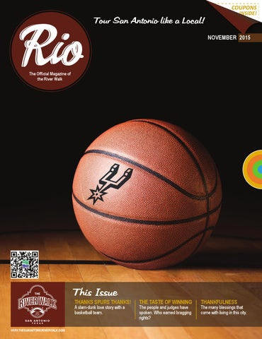 2239c13df70e5e RIO Magazine November 2015 by Traveling Blender - issuu