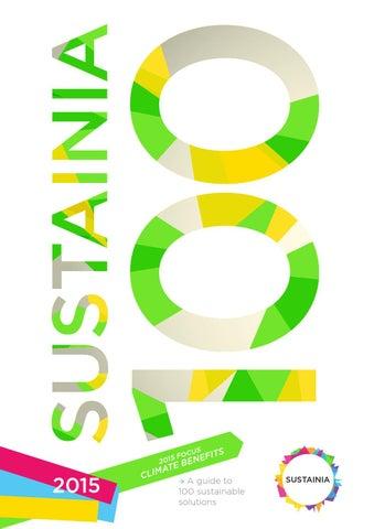 new styles 0795c 17132 Sustainia100 2015 by Sustainia - issuu
