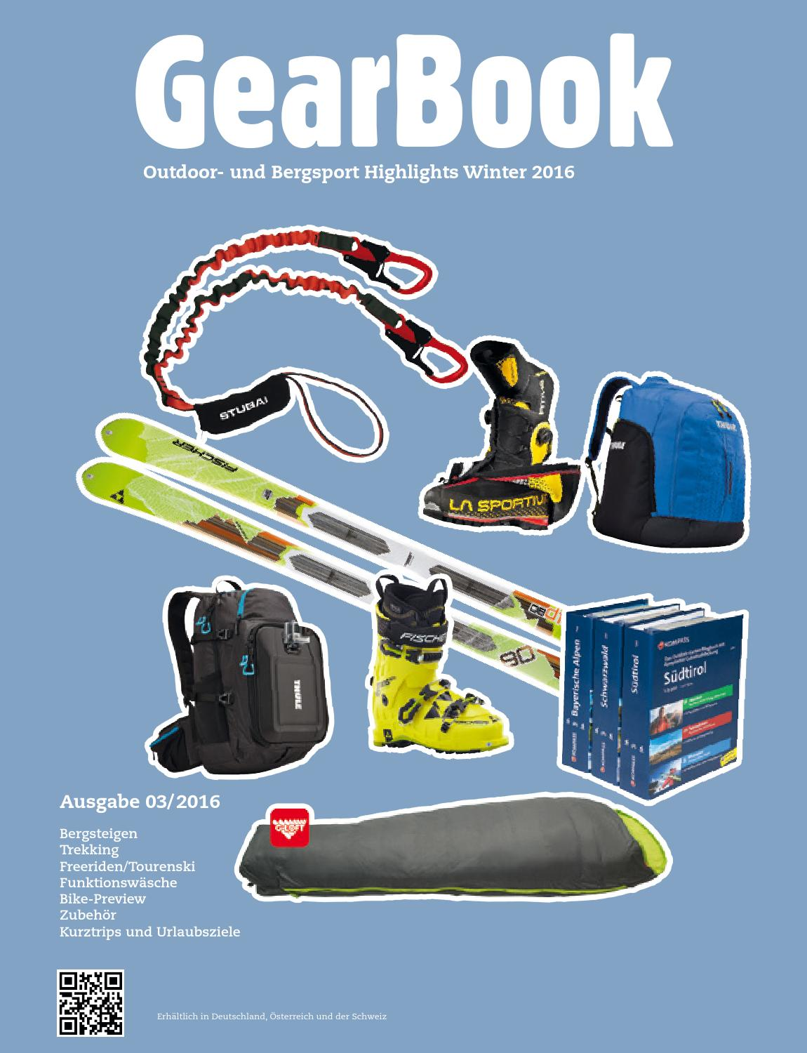 Gearbook Winter 2015 by bergansichten issuu