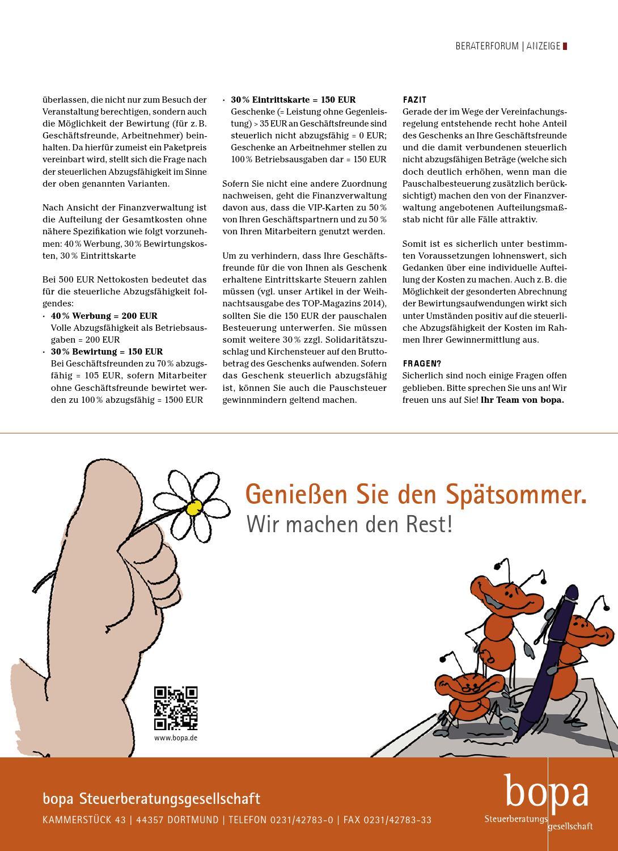 2015 02 Top Magazin Dortmund Sommer By Top Magazin Dortmund Issuu