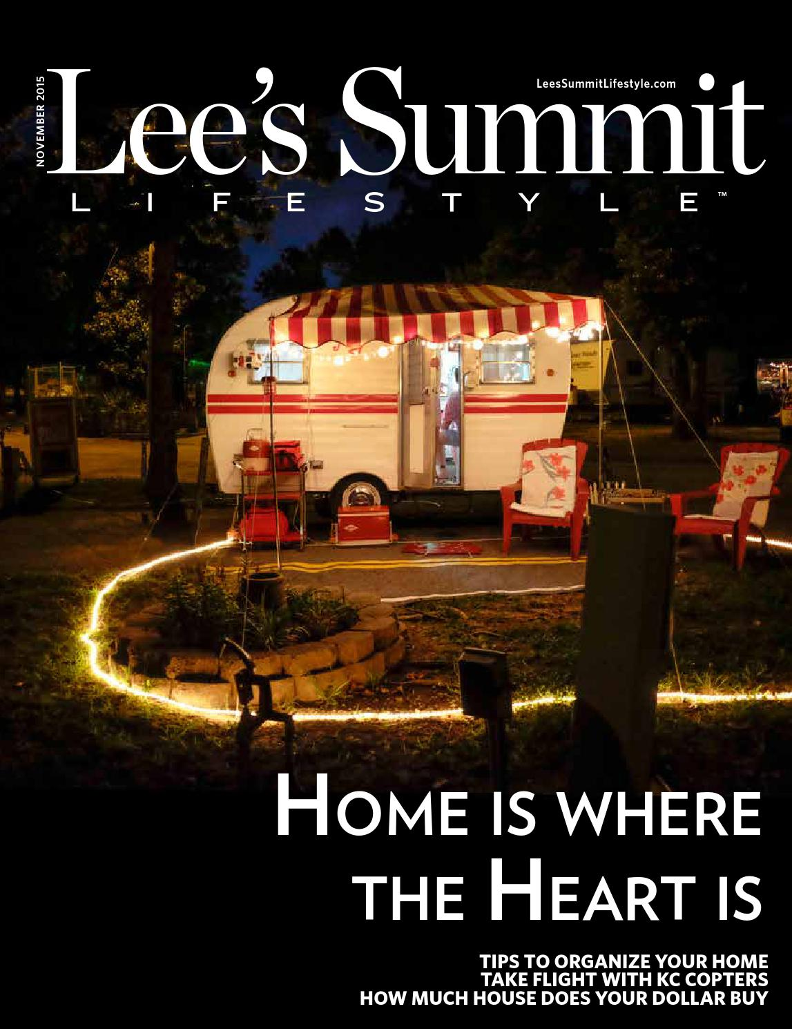 Lee\'s Summit November 2015 by Lifestyle Publications - issuu