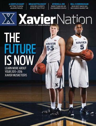 c196fce3195 Xavier Nation - The Official Magazine for Xavier Athletics - Fall 2015