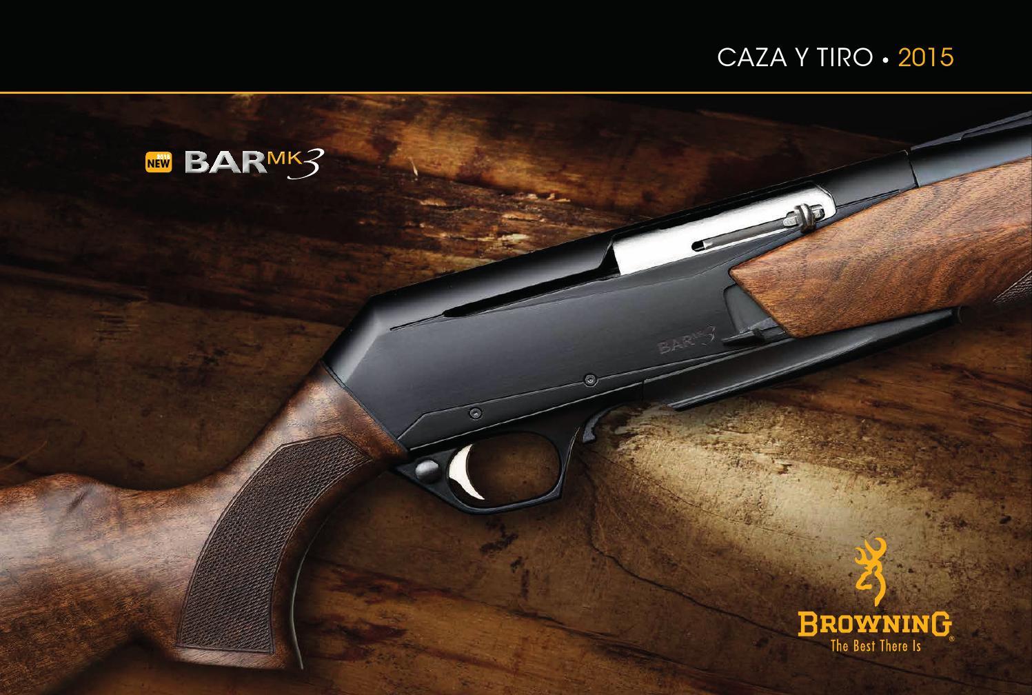 7953a2de7f394 Catalogo browning 2015 by Oscar Oscar - issuu